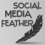 WordPress Social Media Feather – lightweight social sharing and following